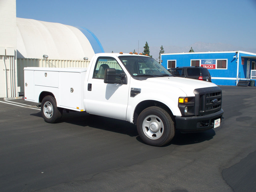 Ford CNG Truck